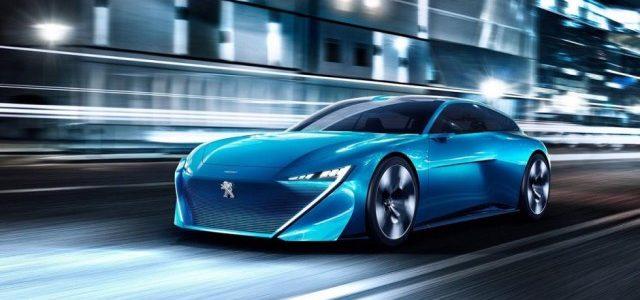 Peugeot INSTINCT. Un prototipo híbrido enchufable y autónomo