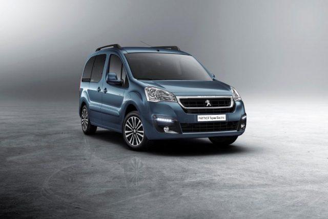 Peugeot Partner Tepee eléctrica