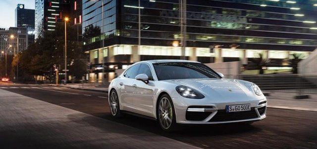 La nueva versión híbrida enchufable del Porsche Panamera será el modelo más potente y eficiente de la gama
