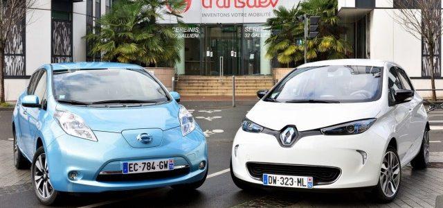 Renault-Nissan desarrollará un sistema de vehículos autónomos para los servicios de transporte del mañana