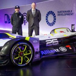 Se presenta Roborace. La competición con coches eléctricos y autónomos