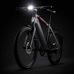 Stromer ST2 S, una 'fast-bike' premium donde las haya