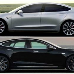 ¿Cuál es mejor opción? Un Tesla Model S usado, o un Model 3 a estrenar (vídeo)
