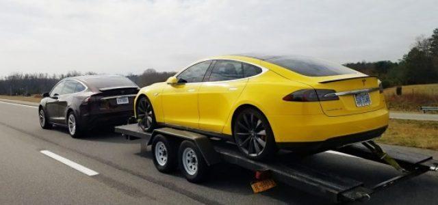 Un Tesla Model S P85+ tuneado que da como resultado el único P90++ del mercado con un 30% más de potencia