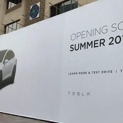 Tesla prepara su llegada a los Emiratos Árabes Unidos. Store, Supercargadores y Destination Chargers