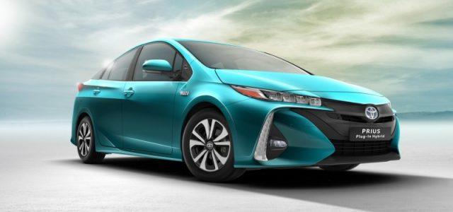 El nuevo Toyota Prius enchufable ya está disponible en Europa. Precio desde 41.000 euros