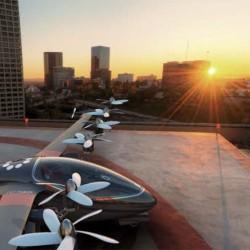 UBER ficha a un experto de la NASA para su proyecto de coche eléctrico volador