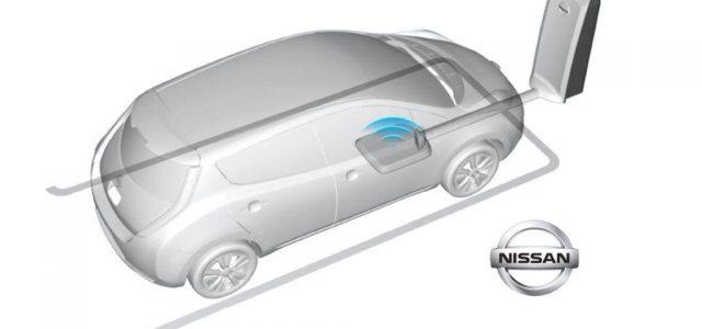 WiTricity colabora con Nissan para el desarrollo de sistemas de recarga inalámbrica