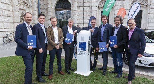 Austria pone en marcha una red de 1.300 puntos de recarga para coches eléctricos. Llegará a 2.000 a finales de 2017