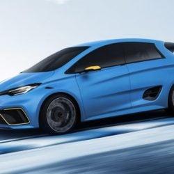 Así se comporta en circuito el Renault ZOE eSport Concept (vídeo)