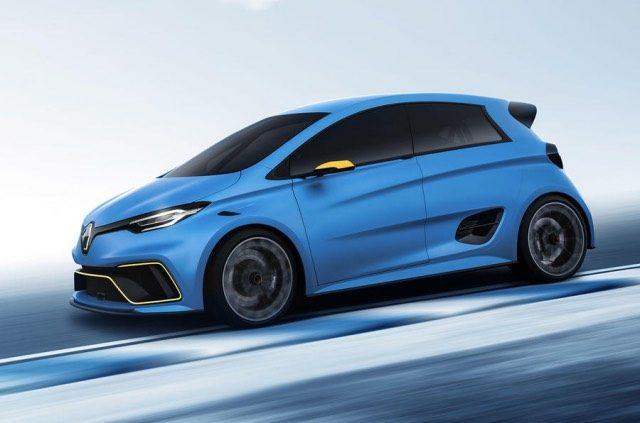 Renault ZOE eSport Concept