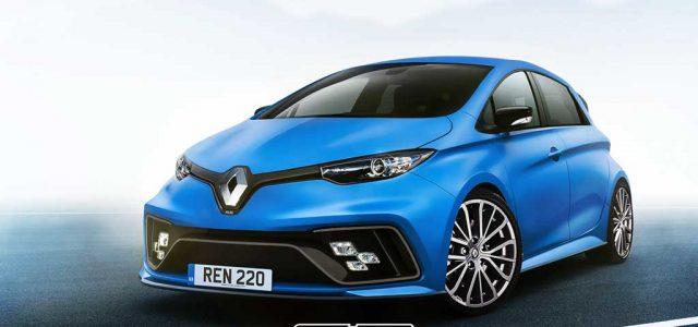 Renault ZOE RS. Una visión más racional basada en el eSport