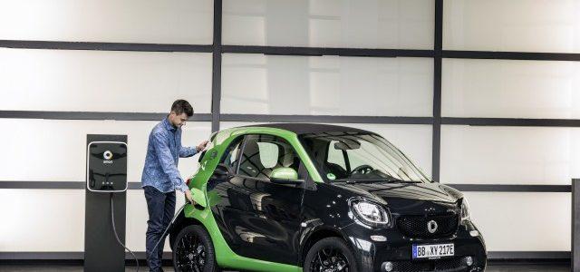 Ventas de coches eléctricos en España: septiembre 2017