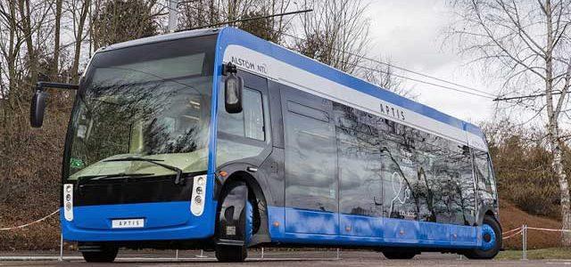 Alstom Aptis. El autobús eléctrico que quiere ser tranvía