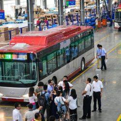 BYD levantará una fábrica de autobuses eléctricos en Francia. Inversión de 10 millones de euros y creación de 400 puestos de trabajo