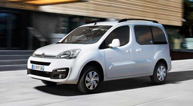 Citroën E-Berlingo Multispace. Más oferta en el sector de las furgonetas eléctricas familiares