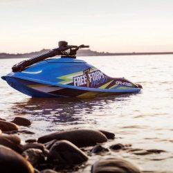 Una moto de agua eléctrica con tecnología de Zero Motorcycles
