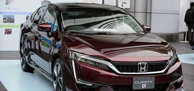 Encuesta. ¿Qué precio debería tener el Honda Clarity eléctrico?