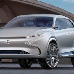 Hyundai FE Fuel Cell. Hasta 800 kilómetros de autonomía y llegada en 2018