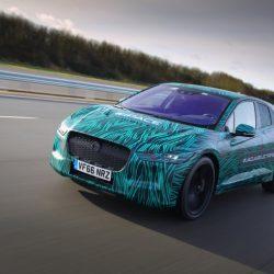 Primer vistazo al diseño final del Jaguar i-Pace