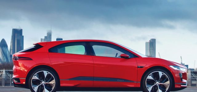 Jaguar tendrá un 50% de la flota electrificada en 2020, y casi la totalidad en 2025