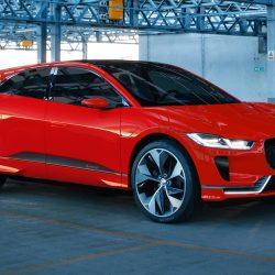 El Jaguar i-Pace eléctrico ya cuenta con 350 reservas. Presentación en Ginebra con un nuevo color