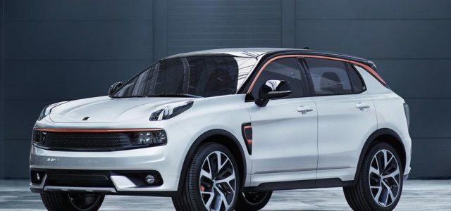 Lynk&Co 01. El primer coche chino que se venderá de forma masiva en Europa se presentará en abril