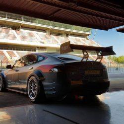 Todos los detalles de Electric GT y su modelo de competición con el Tesla Model S P100DL