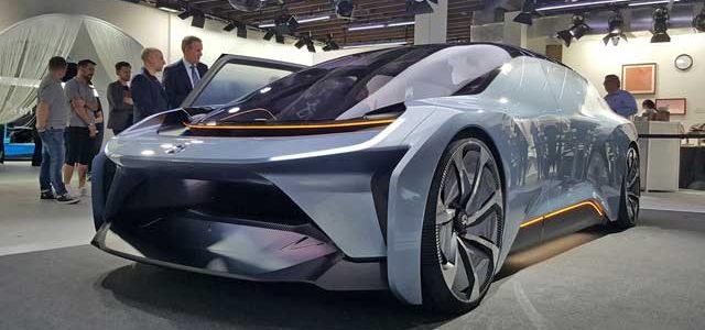 NIO. Un fabricante chino, con base en Munich, que quiere conquistar el mundo del coche eléctrico