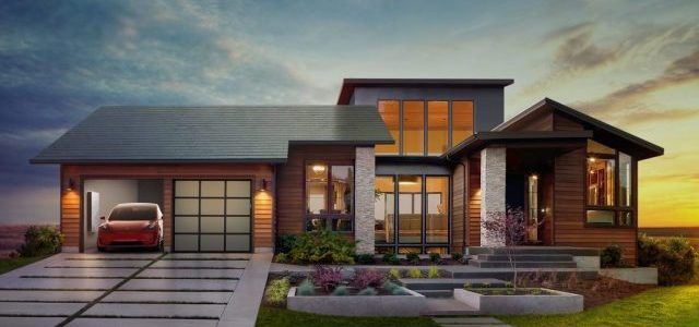 Tesla lanza mas detalles del acuerdo con Panasonic para la fabricación del tejado solar en la Gigafábrica 2