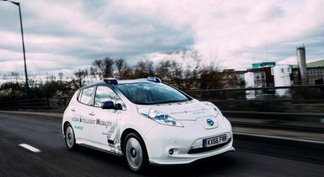 Nissan y su estrategia de 4 pasos de cara a la conducción autónoma plena
