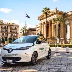 Renault pondrá en marcha una flota de 200 ZOE en Sicilia, con 400 puntos de recarga