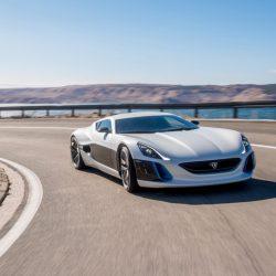 Nueva versión del Rimac Concept One. 900 kW de potencia y 90 kWh de batería para el hiperdeportivo eléctrico