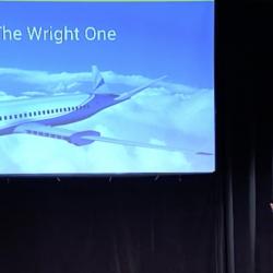 Wright Electric presenta su proyecto de avión eléctrico de pasajeros de 150 plazas