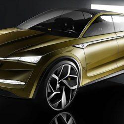 Skoda Vision E. Llegada en 2020 con 500 kilómetros de autonomía y conducción autónoma de nivel 3