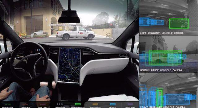 """No lo intenten en casa. Un viaje de 3.200 kilómetros con un Autopilot 2.0 """"hackeado"""""""