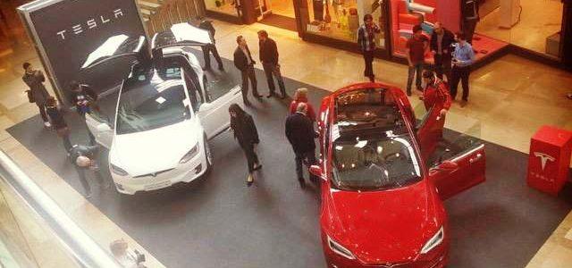 Más información sobre el despliegue de Tesla en España. Tienda y servicio técnico en julio, Model S 100D de camino, financiación blanda…