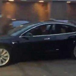 Más detalles del Tesla Model 3. Nuevo diseño, baterías de hasta 75 kWh, sin Head-up display ni Dual motors