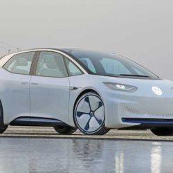 Primeras tomas de contacto de la prensa con el Volkswagen I.D.