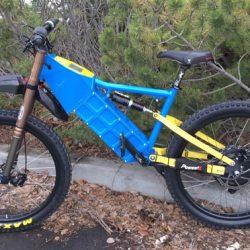 Risse Voltinator E-Bike, bici eléctrica de montaña y trail de altas prestaciones.