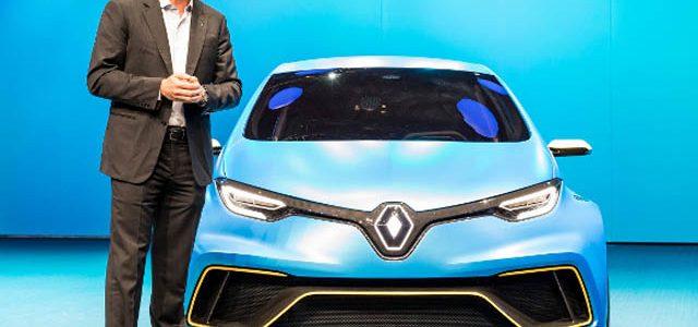 El nuevo jefe del programa eléctrico de Renault habla del ZOE eSport, del cambio de batería del anterior ZOE, del Twizy…