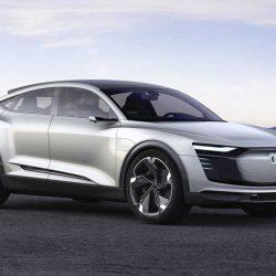 Se presenta el Audi e-tron Sportback. 500 kilómetros de autonomía y llegada en 2019