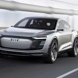 Audi confirma que el e-tron Sportback llegará en 2019, y que se fabricará en Bélgica