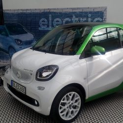 Prueba del nuevo Smart Fortwo Electric Drive 2017