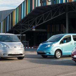 Nissan anuncia un récord de ventas en Europa. Los coches eléctricos siguen creciendo y ya son el 3% de las entregas