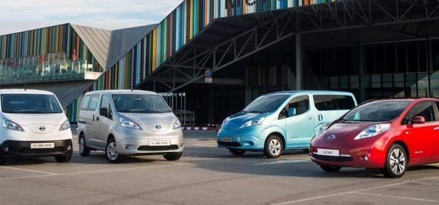 Nissan lidera el mercado de vehículos eléctricos en España en el mes de Julio