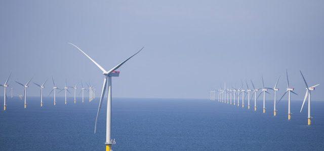 Lo Mejor de la Semana en DiarioRenovables. Reino Unido apaga el carbón, Tesla integra baterías y solar en su app, evolución tamaño eólica offshore…
