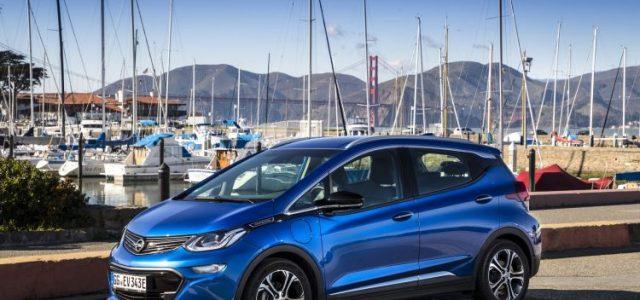 Las ventas del Opel Ampera-e podrían retrasarse en Europa hasta 2019