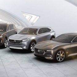Pininfarina sube la apuesta con dos nuevas variantes del H600. El K550 y el K750