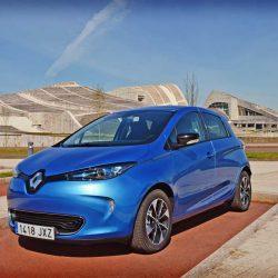 Renault ZOE ZE 40. Parte 1: Primeras impresiones, diferencias con el ZOE R210, y una semana sin cargar en casa